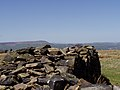 Rough stone shelter on the top of Crown Point - geograph.org.uk - 1130819.jpg