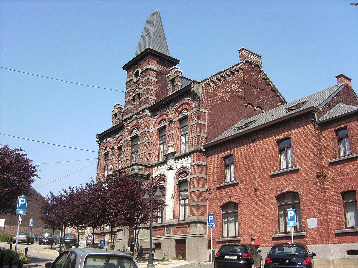 Plan Ville Commune Messeix Puy De Dome