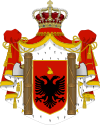 Royal Coat of arms of Albania (1939–1943).svg