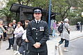 Royal Gibraltar Police chief inspector in dress uniform.JPG
