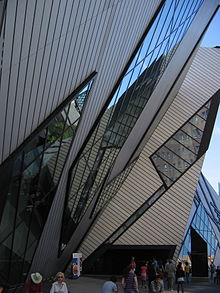 """The Crystal"", new entrance of the ROM"