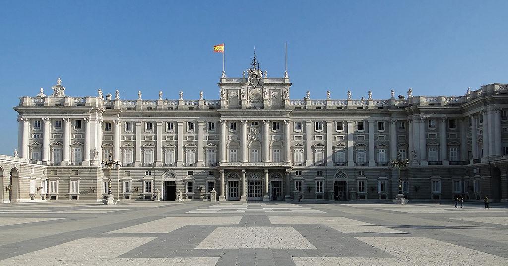 Madrid Royal Palace Audio Tour
