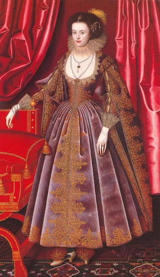 Susan Feilding, Countess of Denbigh - Image: Royalist father and Roundhead son; being the memoirs of the first and second earls of Denbigh, 1600 1675 (1915) (14757234486)