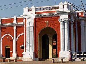 royapuram railway station