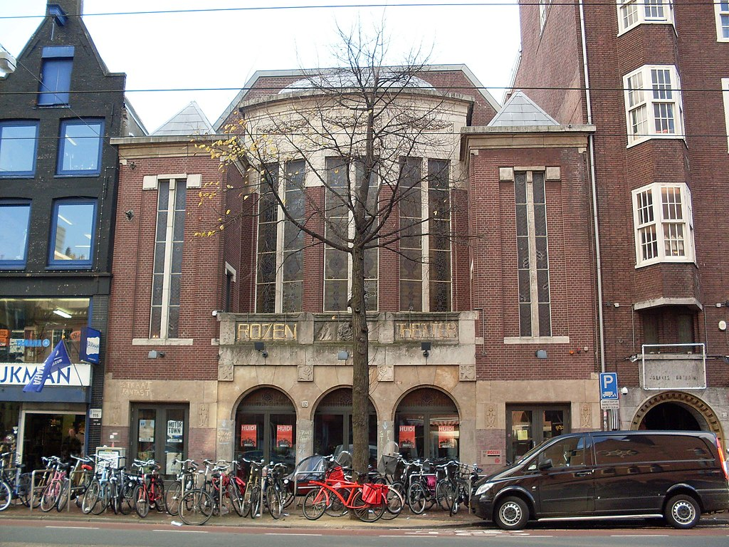 Rozentheater | Places to visit in Amsterdam