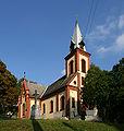 Rudy - Kościół Św. Marii Magdaleny 01.jpg