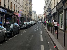 Image illustrative de l'article Rue de l'Orillon