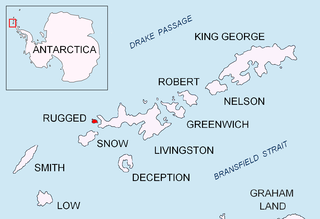 island of the South Shetland Islands