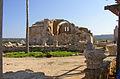 Ruine einer orthodoxen Kirche nahe dem Restaurant ' Oasis' nicht weit von Dipkarpaz (Nord Cypern) 2003.jpg