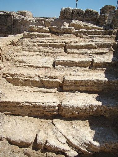 Ruins of the Great Basilica at Abu Mena (III)