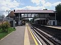 Ruislip station look eastbound.JPG