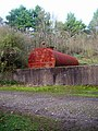 Rusting Water Tank, Friston Forest - geograph.org.uk - 621293.jpg