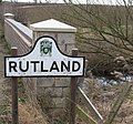 Rutland Sign - geograph.org.uk - 144026.jpg