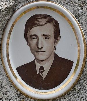 Sevso Treasure - József Sümegh, who found the treasure around 1975-76 near Polgárdi