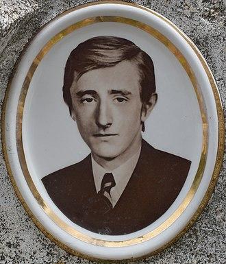 Seuso Treasure - József Sümegh, who is claimed to have found the treasure around 1975–76 near Polgárdi