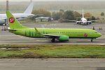S7 Airlines, VP-BDG, Boeing 737-8Q8 (29637715933).jpg