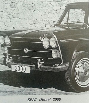 Fiat 1300 and 1500 wikivisually seat 1500 image seat2 1 fandeluxe Image collections