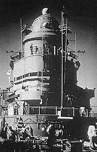 SPG-59 radar aboard USS Norton Sound (AVM-1), in 1963.jpg