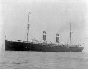 SS St. Louis (1894) - SS St. Louis