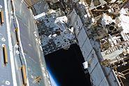 STS-133 Bowen & Drew EVA 1