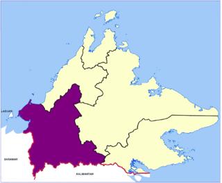 administrative division of Sabah, Malaysia
