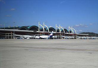 Istanbul Sabiha Gökçen International Airport - Image: Sabiha Gökçen Airport