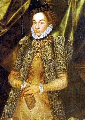 Duchess Sabine of Württemberg - Image: Sabina of Württemberg