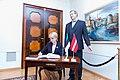 Saeimas priekšsēdētājas oficiālā vizīte Igaunijā (15868622648).jpg