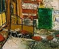 Saeki Yuzo - Café Terrace with Posters - Google Art Project.jpg