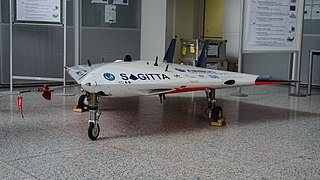 Research aircraft developed by Airbus