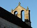 Saint-Pierre-d'Exideuil église clocher.JPG