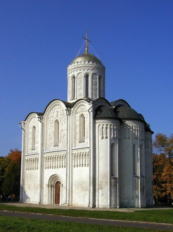 Saint Dmitry Cathedral in Vladimir