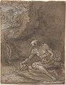 Saint Jerome Praying in a Landscape. MET DP807541.jpg