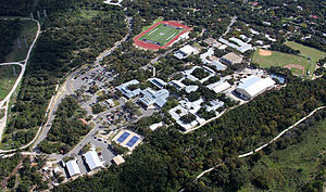 Saint Mary's Hall (San Antonio) - Starcrest Campus