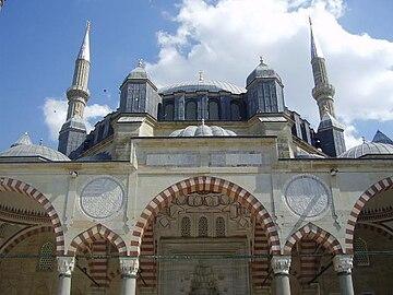 Salimiye%27s beauty and grandeur