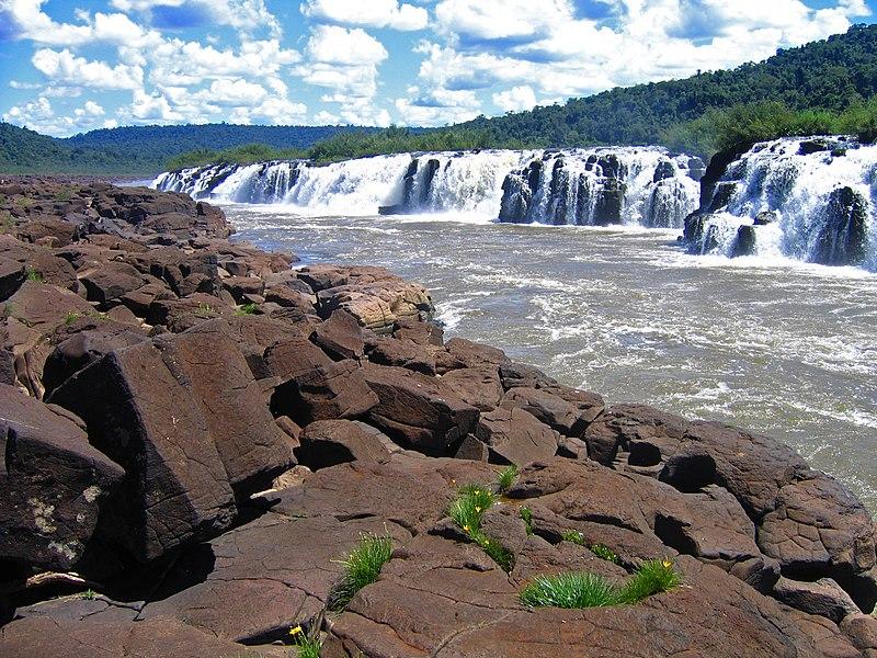 Salto do Yucumã Rio Grande do Sul