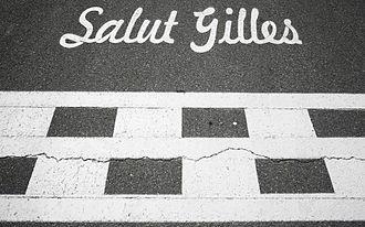 Circuit Gilles Villeneuve - Start-finish-line at Circuit Gilles-Villeneuve