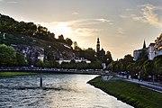 Salzburg Sunset by Horst Michael Lechner