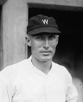 Sam Rice - Rice in 1924