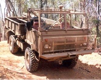 SAMIL Trucks - SAMIL 20