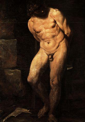 Samson (Handel) - Samson Imprisoned by Annibale Carracci