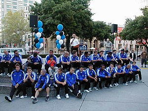 San Jose Earthquakes players, 2005