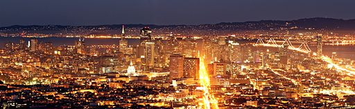 San Francisco (Night)