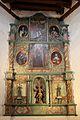San Miguel Mission Santa Fe Altar.JPG
