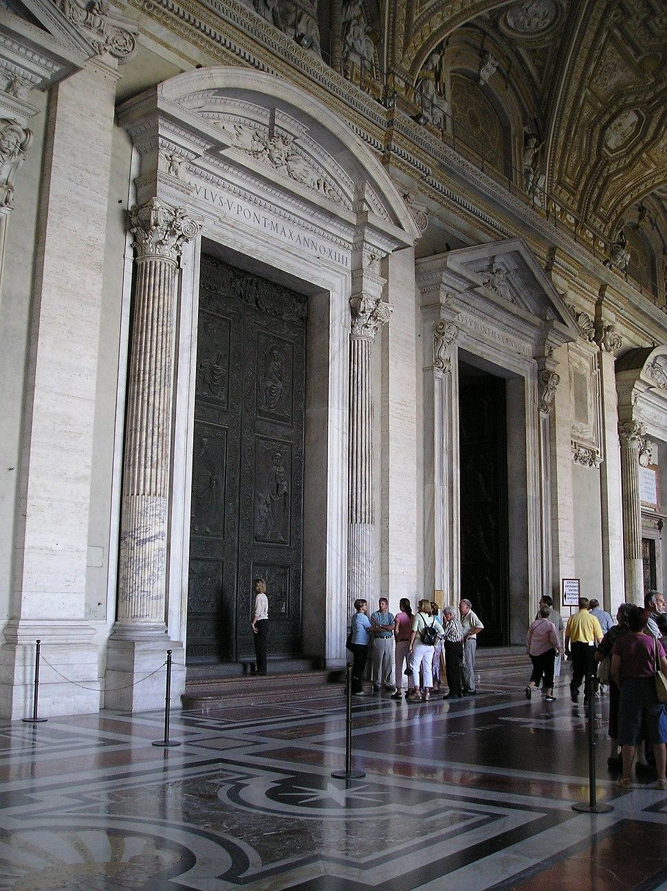 San Pietro in Vaticano 4