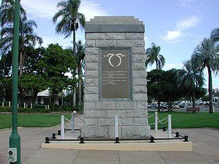 Sandgate War Memorial Park