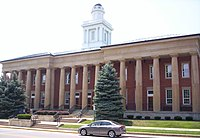 Sandusky County Ohio Courthouse