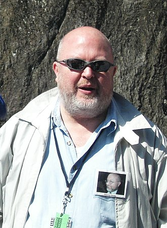 Sandy Petersen - Sandy Petersen in May 2004