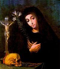 Resultado de imagen para Santa MARIANA de JESÚS de PAREDES