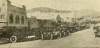 American Film Manufacturing Company - American Film Company plant in Santa Barbara, California